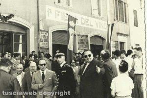 Montefiascone - La prima edizione della fiera del Vino nel 1950
