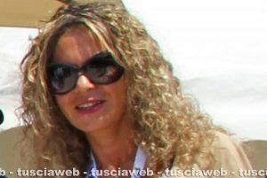 Montefiascone - L'assessora Rita Chiatti