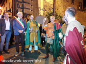 Montefiascone -L'inaugurazione della 60esima Fiera del vino