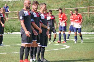 Sport - Calcio - Monterosi - Nohman, Manoni e Gagliardi