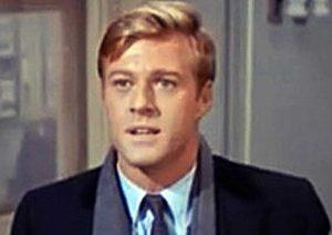 Robert Redford nel 1967