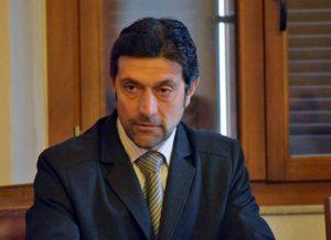 Ronciglione - Il vicesindaco Sesto Aramini Vettori