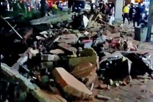 Indonesia - Terremoto a Lombok