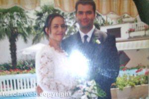 Viterbo - Il matrimonio di Andrea Turchi e Sandra Formica