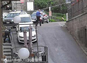 Montefiascone - Carabinieri - Arresto in via San Flaviano
