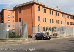Montefiascone - La caserma dei carabinieri