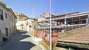 Bassano in Teverina - Via Po
