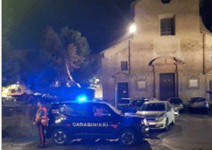 Carabinieri - Controlli serrati nel centro storico