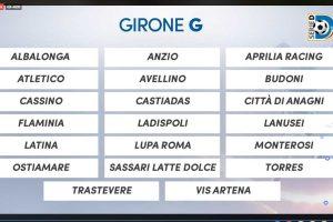 Sport - Calcio - Il girone G di Monterosi e Flaminia