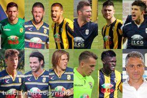 Sport - Calcio - Viterbese - La probabile formazione e Lopez