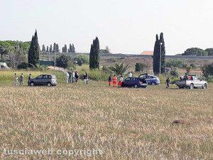 Tarquinia - Anziano scomparso - Il ritrovamento del corpo di Fernando Perugini
