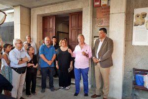 Ischia di Castro - Presentata la nuova ala del museo Lotti