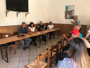 Orte - L'incontro con la cittadinanza