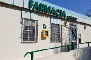 Montalto di Castro - La farmacia comunale a Montalto marina