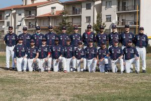 Sport - Baseball - Rams Viterbo - La prima squadra