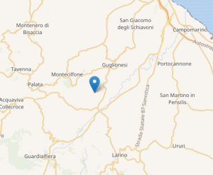 Nuova scossa forte scossa di terremoto in Molise