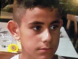 Giampaolo Fortini, il bambino scomparso da Vignanello