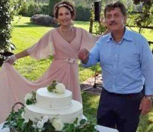 Massimo Wertmuller e Anna Ferruzzo
