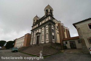 Bassano Romano - Il monastero di San Vincenzo