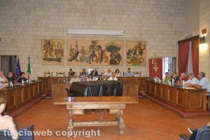 Tarquinia– Il consiglio comunale
