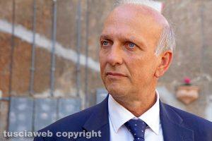 Sutri - Il ministro Marco Bussetti