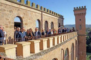 Sutri - L'inaugurazione di Palazzo Doebbing