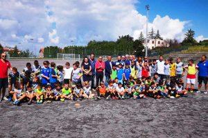 Sport - Calcio -- Barco Murialdina - Una foto di gruppo