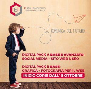 Corsi di digital marketing di Elisa Iandiorio