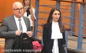 Il neo avvocato Chiara La Bella