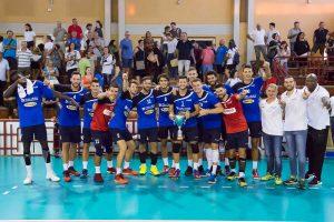 Sport - Pallavolo - Il Tuscania volley al trofeo PM&B