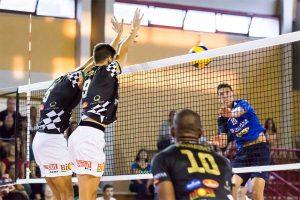 Sport - Pallavolo - Tuscania volley - I viterbesi in azione