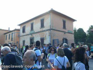 Viterbo - Terza tappa del cammino sulle vie dell'esilio di Santa Rosa