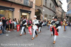 Viterbo - Santa Rosa - Corteo storico