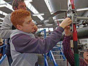 Gli studenti del Da Vinci nelle aziende per l'alternanza scuola-lavoro
