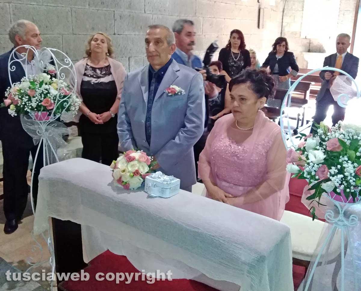 Fiori 25 Anniversario Matrimonio.25 Anni Di Matrimonio Per Romolo E Angela Fiorentini Tusciaweb Eu