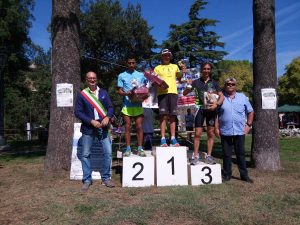 Civita Castellana - Trofeo dei Falisci