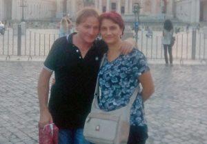 Marco Cavalieri e Carmela Scrimieri
