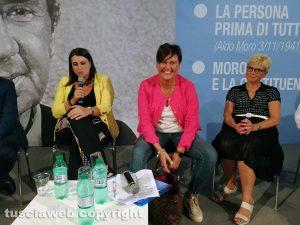 Viterbo - Pd - Luisa Ciambella, Eleonora Mattia e Laura Pace Bonelli