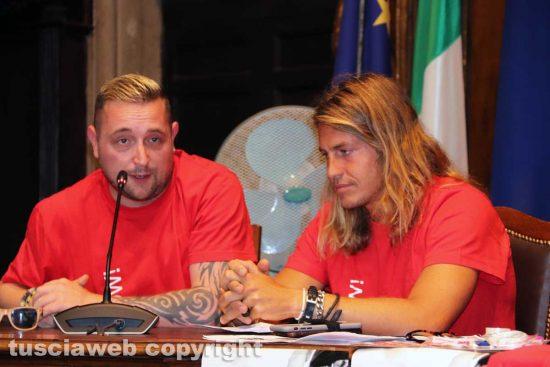 Viterbo - Admo - Mammorappo e Alberto Mezzetti