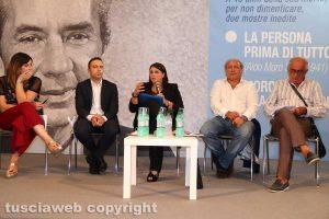 Viterbo - Pd - L'incontro sulle infrastrutture