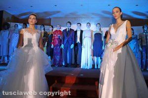 Viterbo - Donne in Opera - La sfilata