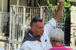 Viterbo - Santa Rosa 2018 - L'ideatore Raffaele Ascenzi
