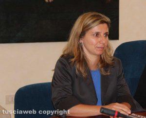 La professoressa Ines Delfino