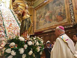 Grotte di Castro - La discesa della Madonna del Suffragio