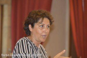 Tarquinia - La consigliera comunale Federica Guiducci
