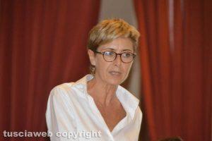 Tarquinia - La dirigente scolastica Dilva Boem