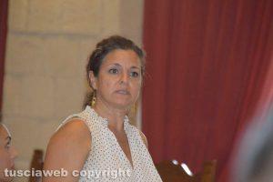 Tarquinia - L'assessora Laura Sposetti