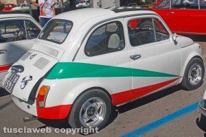 Motori - Il raduno di Fiat 500 e derivate a Viterbo