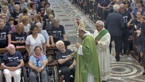Giornata diocesana del malato e dei disabili