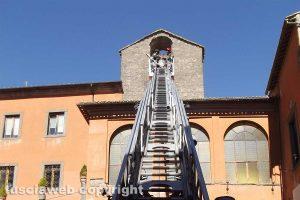 Montefiascone - Messa in sicurezza della campana del comune